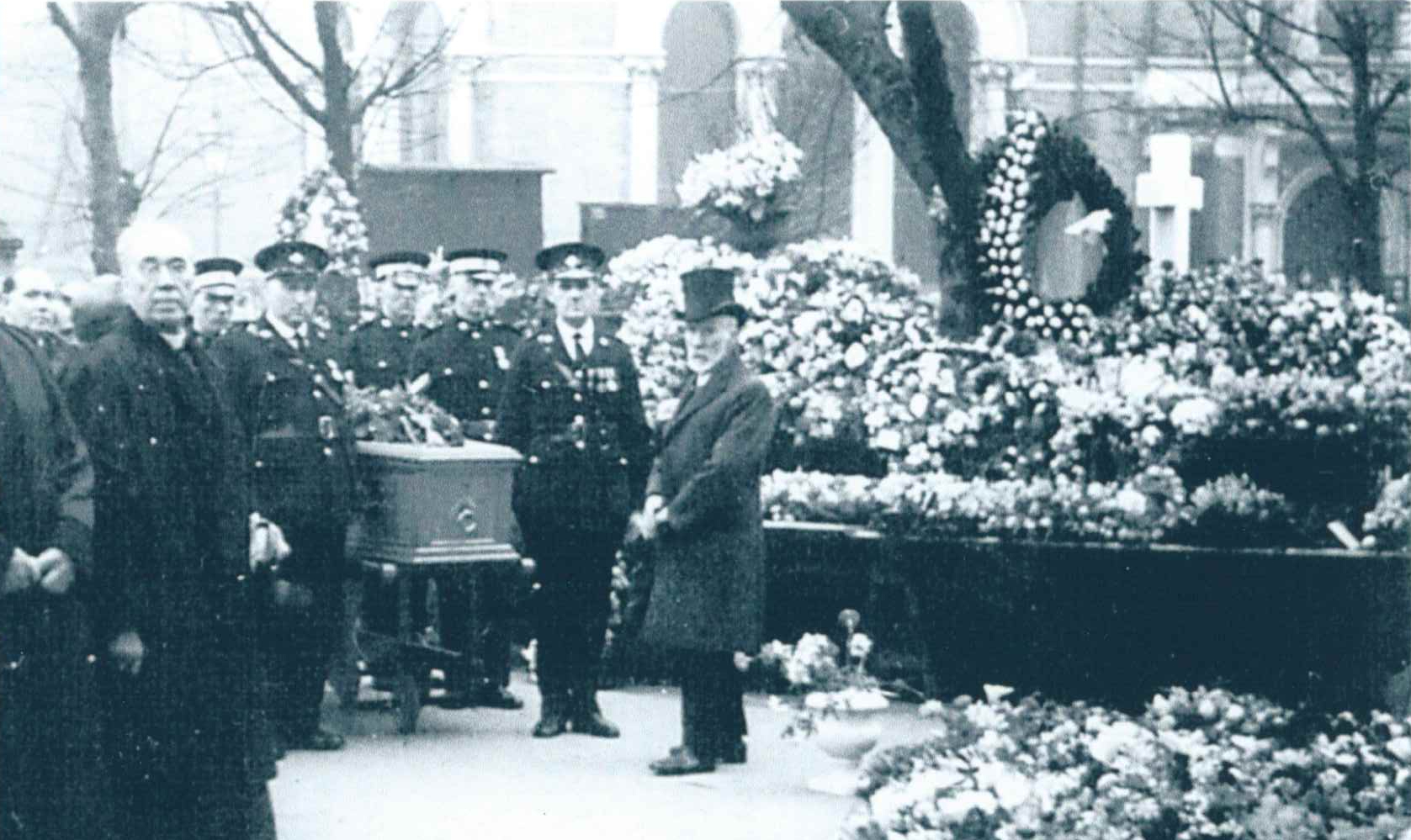 Doctor Cameron's Funeral